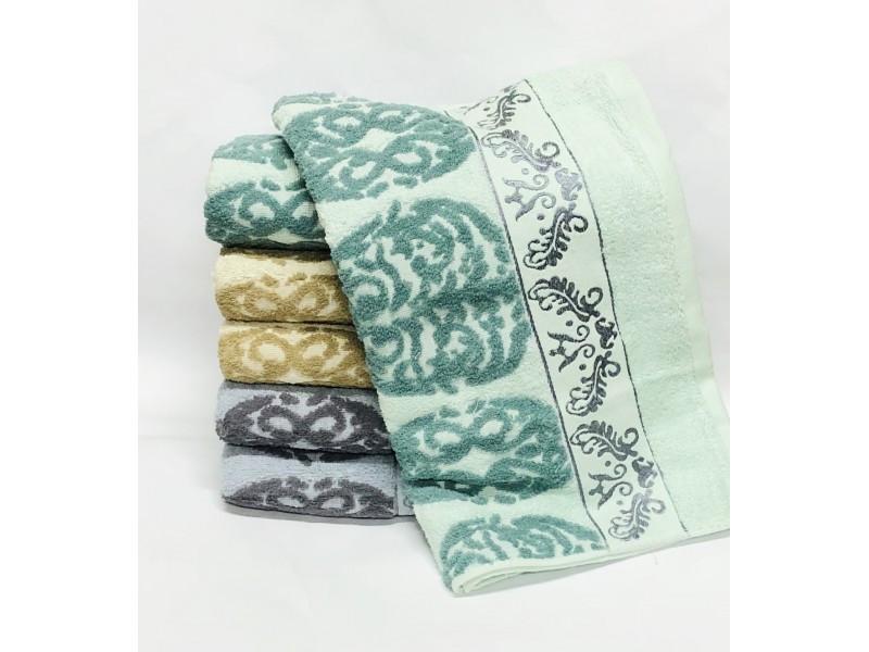 Банные полотенца Серебряный Вензель