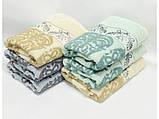 Банные полотенца Серебряный Вензель, фото 3