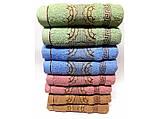 Банные полотенца Версаче-Круги, фото 4