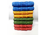 Банное полотенце Версаче Листок, фото 2