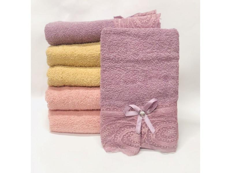 Банные полотенца Бантик