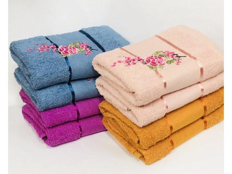 Банные полотенца Сакура