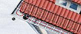Нагревательный кабель 18 м Fenix для антиобледенения 18 метров желоба и водостока, фото 5