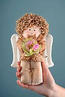 Цветочный ангел - мальчик мягкая игрушка Floral Angel – Boy