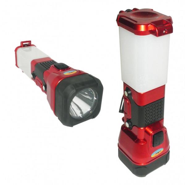 Палаточный фонарь продукции Fishing Roi; Multi-Functional Lamp 1W Led + 6 White Led + 1 Yellow Led