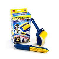 Набор липких щеток валиков Sticky Buddy  (Стики Бадди )  для чистки ковра и одежды
