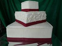 Свадебные торты фото  под заказ