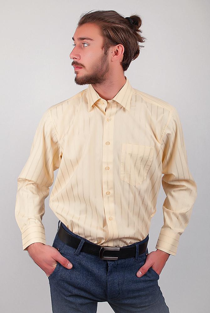 Рубашка Fra №876-8 цвет Слоновая кость
