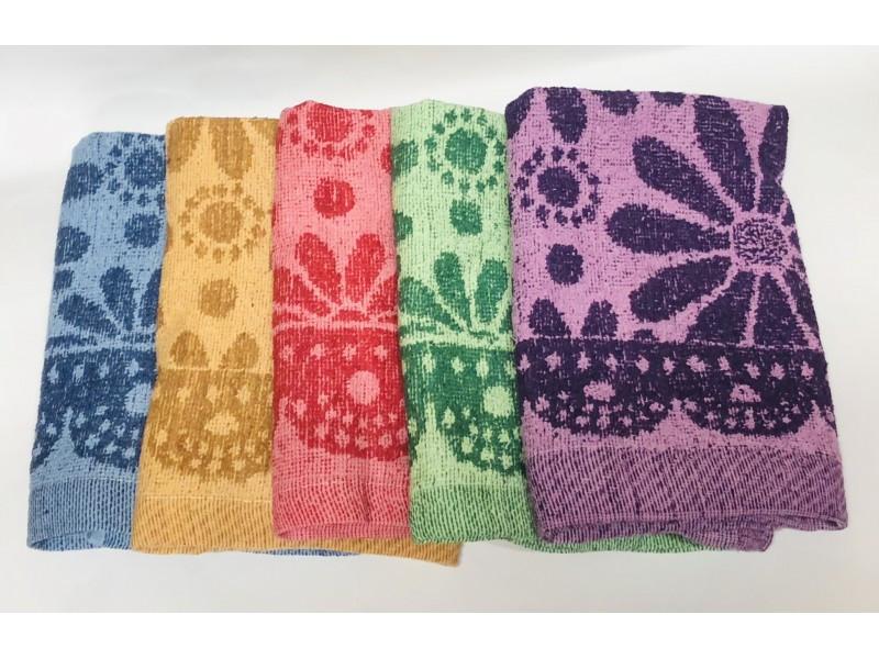 Банные полотенца Ромашки
