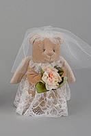 Мишка Найсик – Невеста мягкая игрушка