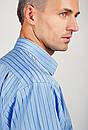 Рубашка Fra №869-13 цвет Голубой, фото 2
