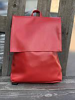 Пошив на заказ  Рюкзак KL2x11 красный глянцевый