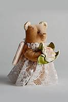 Мишка Найсик Подружка мягкая игрушка