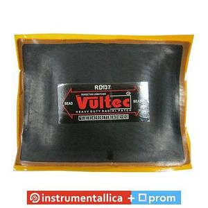 Пластырь радиальный Vultec RD-137, 127х173мм (желтый)