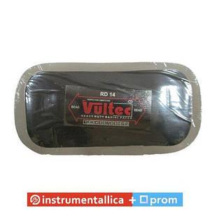 Пластырь радиальный Vultec RD-14, 75х145мм (серый)