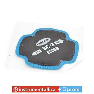 Пластырь диагональный Bc 3 100 мм 2 слоя корда Unicord