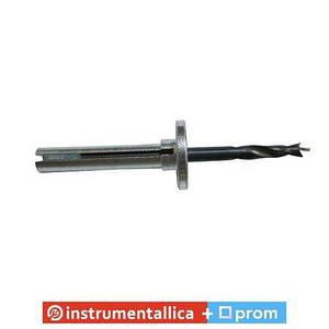 Свердло 3,5 мм з обмежувачем для гуми під шипи