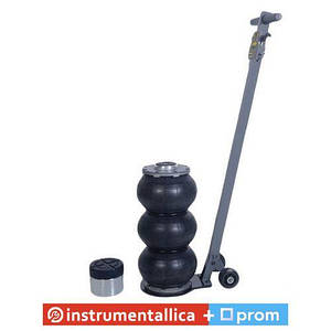 Домкрат пневматический 2 т от 200 мм до 560 мм c накладкой 60мм S-2T3L Snit