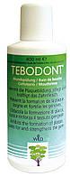 TEBODONT Ополаскиватель для полости рта с маслом чайного дерева, 400 мл