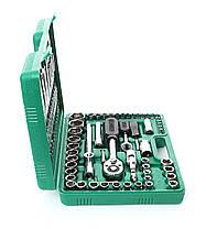Набор инструментов Tagred 108 елементов + 12 ключей , фото 2