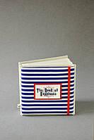 Фотоальбом Книга Счастья Морской 16х16