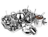 Кофейный- чайный набор Vinzer Dolce Vita 89175