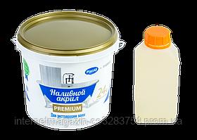 Наливной жидкий акрил Plastall Premium для реставрации ванны 1.7 м 3 л (Nal_acr_Pl_prem_170)