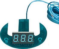 Цифровой вольтметр для конденсаторов Connection BCA dgt