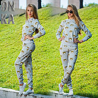 Женский спортивный костюм дг818