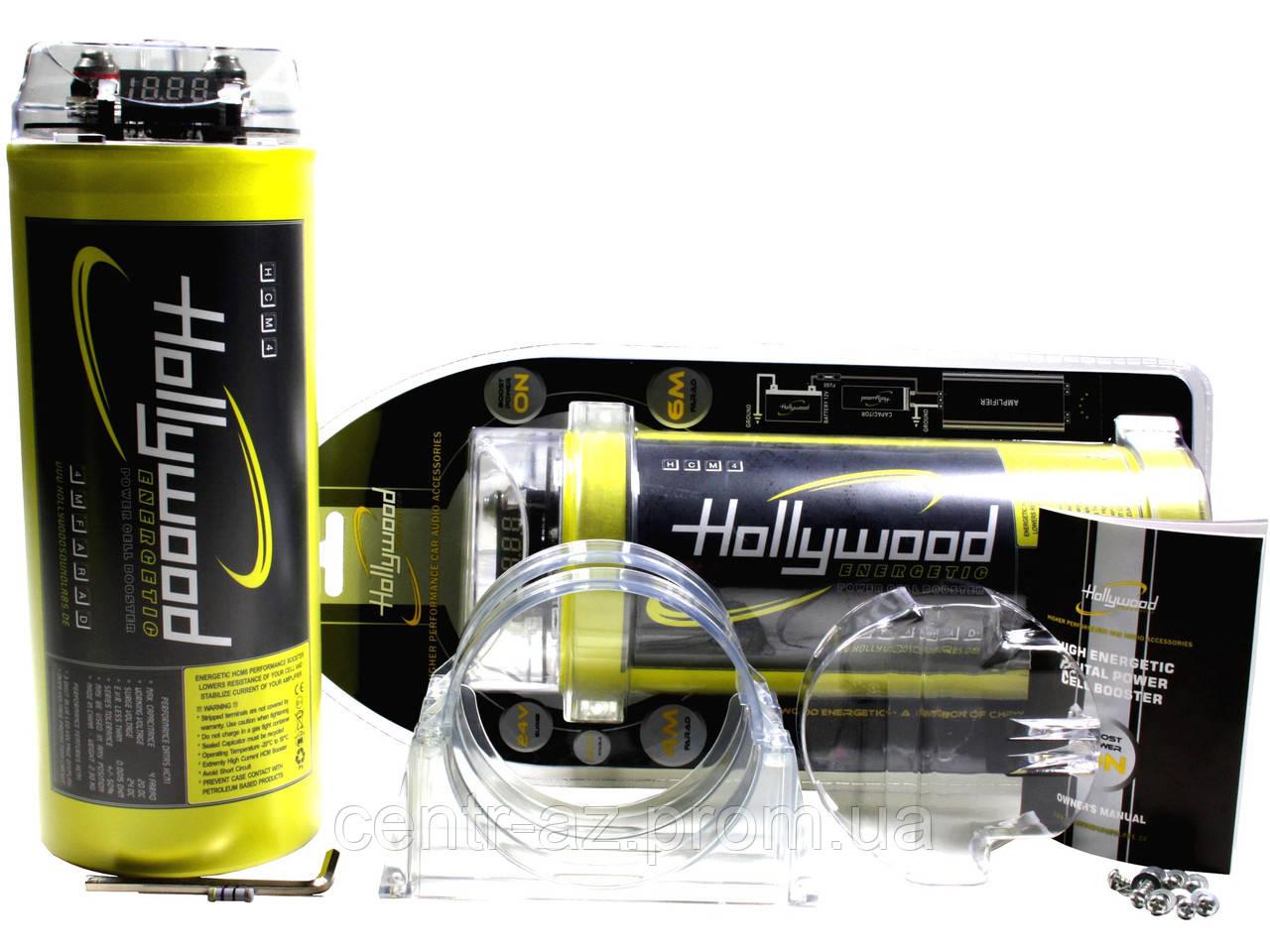 Конденсатор Hollywood HCM.5  - Центр Авто Звук в Запорожье