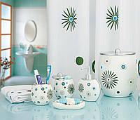 Набор в ванную комнату 5 предметов серия Вела
