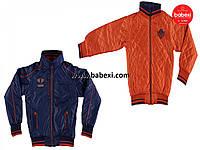 Куртка двустороняя для мальчика 9 лет