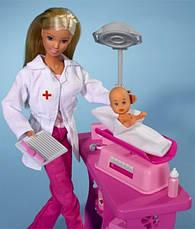 Кукла Steffi Врач с детьми Simba 5732608, фото 2
