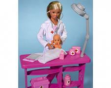 Кукла Steffi Врач с детьми Simba 5732608, фото 3
