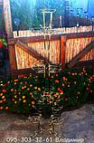 """Підставка для квітів на 17-21 чаш """"Вежа-2"""", фото 4"""
