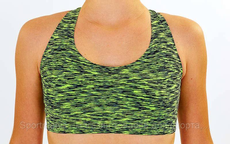 Топ для фитнеса и йоги  размер S-L-40-48 цвета в ассортименте Распродажа!