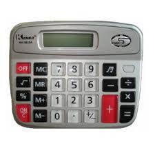 Калькулятор КК-9835А