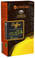 Кофе - Гинко билоба, корица, ваниль (16капсул).