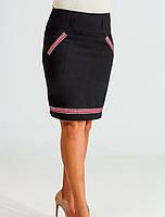 Женская юбка Дзвинка с орнаментом