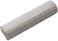 Ценники для этикет-пистолета 600 лейб (20х12мм), белые прямоугольные