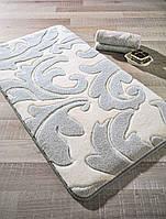 Коврик 55х57 Confetti Bella Palazzo серый