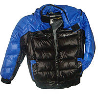 Мужская детская куртка на меху