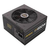 Блок живлення Antec EarthWatts EA650G Pro,650W,12см,aPFC, 80+GOLD,24+8,3xPer,6xSATA,4xPCIe,модульний