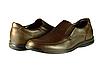 Мужские туфли комфорт mida 11821шок чёрные   весенние