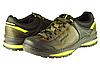 Мужские туфли кожаные mida 11838крз.олива олива  весенние