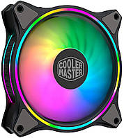 Корпусний вентилятор Cooler Master MasterFan MF120 Halo ARGB Sync,Dual Loop,Single pack w/o HUB