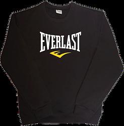 Свитшот толстовка Everlast (эверласт) черный