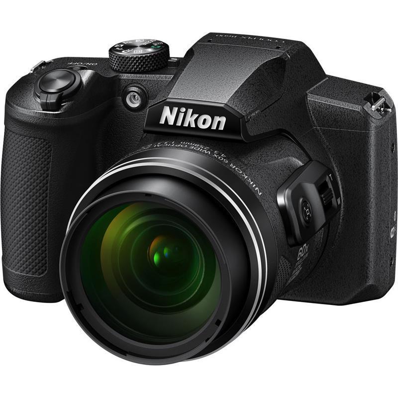 Цифр. фотокамера Nikon Coolpix B600 Black