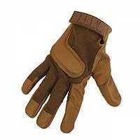 Перчатки тактические HWI Long Gauntlet Combat Glove CB, фото 1