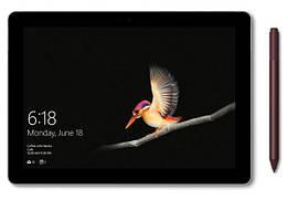 Планшет Microsoft Surface Go 4/64GB Silver Intel Pentium Gold 4415Y
